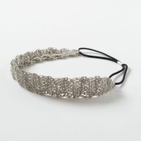 Metallic Tobiko Headband - Anthropologie.com