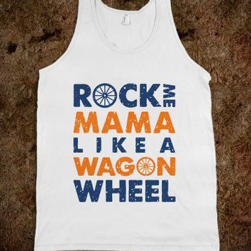 Rock Me Mama In Charlottesville Tank