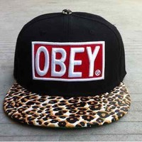 New Hot Cool Obey Baseball Snapback Hats Hip-Hop adjustable bboy Cap Hot sell 