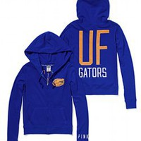 University of Florida Perfect Full Zip Hoodie - PINK - Victoria's Secret