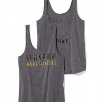 West Virginia University Low Back Tank - PINK - Victoria&#x27;s Secret