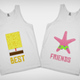 Sponge & Starfish Best Friends Tanks