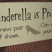 Cinderella is proof a new pair of shoes can by HeritagePrimitives