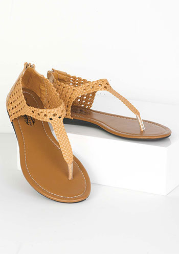 Alexa Sandal at Alloy