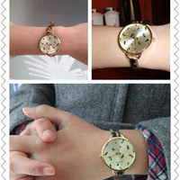 accessoryinlove  Sexy Leopard Print Watch