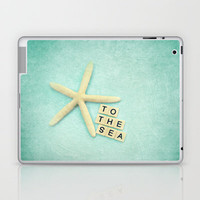 to the sea Laptop &amp; iPad Skin by Sylvia Cook Photography | Society6
