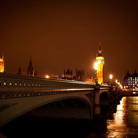 Big Ben and Houses of Parliament Westminster by HConwayPhotography