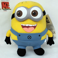DESPICABLE ME 2 3D EYE JORGE MINION 9&quot; QUALITY PLUSH TOY