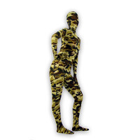 Camouflage Fullbody Lycra Zentai Suit [TDS111219031] - 20.99 : Zentai, Sexy Lingerie, Zentai Suit, Chemise