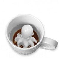 Tentacle Joe Coffee Mug