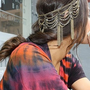 Amazing Chain hair piece by JuliLand on Etsy