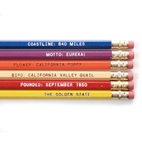 California Pencils