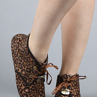 The Annie Boot in Leopard : Hello Kitty Footwear : Karmaloop.com - Global Concrete Culture