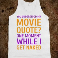 Movie Quote Flirting