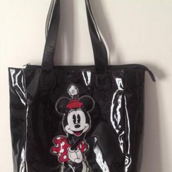 Retro minnie mouse bag from littlebutterfly