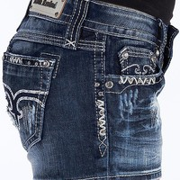 Rock Revival Erin Stretch Short - Women&#x27;s Shorts | Buckle