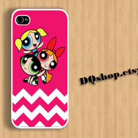 Colorfuls Powerpuff Girls - iPhone 4 Case iPhone 5 Case