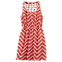 Xhilaration® Juniors Open Weave Sleeveless Dress - Assorted Colors