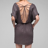 Zig Zag Cross Back / Dresses / Womens