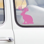Small Jackalope - vinyl decal sticker