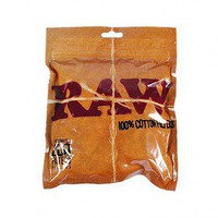 RAW - Cotton Filter Tips - Bag of 200 - Rolling Papers & Blunts - Rolling Accessories - Grasscity.com