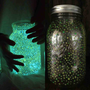 iGlow Jar Neon Green & Yellow