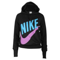 Nike Light Weight Pullover Hoodie - Women&#x27;s at Lady Foot Locker