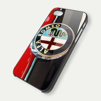 ALFA ROMEO case - iPhone 4 Case, iPhone 4s Case and iPhone 5 case Hard Plastic Case