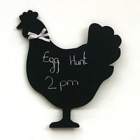 Hen Chalkboard