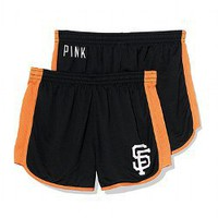 San Francisco Giants Mesh Campus Short - PINK - Victoria's Secret