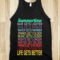 Summertime | Tank