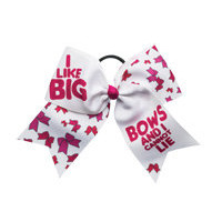 Big Bows Stock Fusion™ Bow | Team Cheer ©