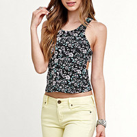 Nollie Cutout Body Con Tank at PacSun.com