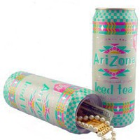 Can Safe Arizona Ice Tea: Home &amp; Kitchen