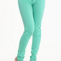 Pathway To Summerton Pants In Mint | Modern Vintage New Arrivals