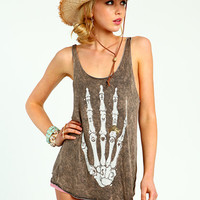 Acid Wash Skeleton Tank