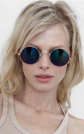 Peekabooda Vintage Sunglasses