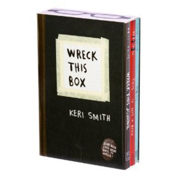 Wreck This Box Boxed Set: Keri Smith: 9780399163739: Books