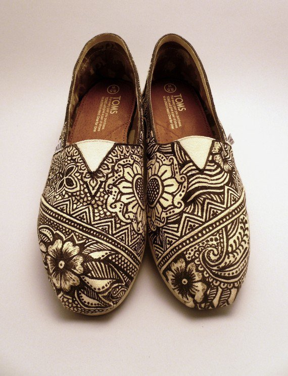Handmade Style Christine Marie by ShersShoeBox on Etsy