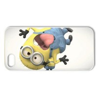 Despicable me hard case cover skin for iphone 5, Minions hard case cover skin for iphone 5: Cell Phones &amp; Accessories