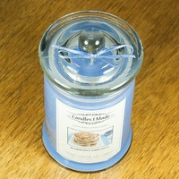 Blueberry Pancakes Scented 100% soy wax candle - by craftimade on madeit
