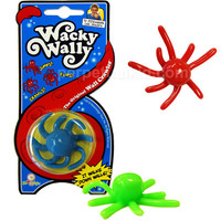 WACKY WALLY WALL CRAWLER