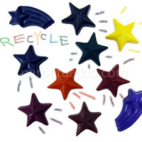 ECO STAR RECYCLED CRAYONS