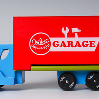 Garage truck