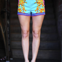 Fierce For You Shorts: Multi | Hope's