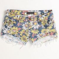 Billabong Broken Hearted Floral Shorts!