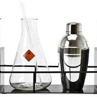 ThinkGeek :: Cocktail Chemistry Set