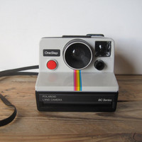 Vintage Polaroid One Step Land Camera BC Series
