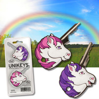 Unicorn Key Covers - Unikeys