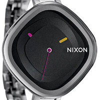 The Zona Watch in Black and Silver : Nixon : Karmaloop.com - Global Concrete Culture